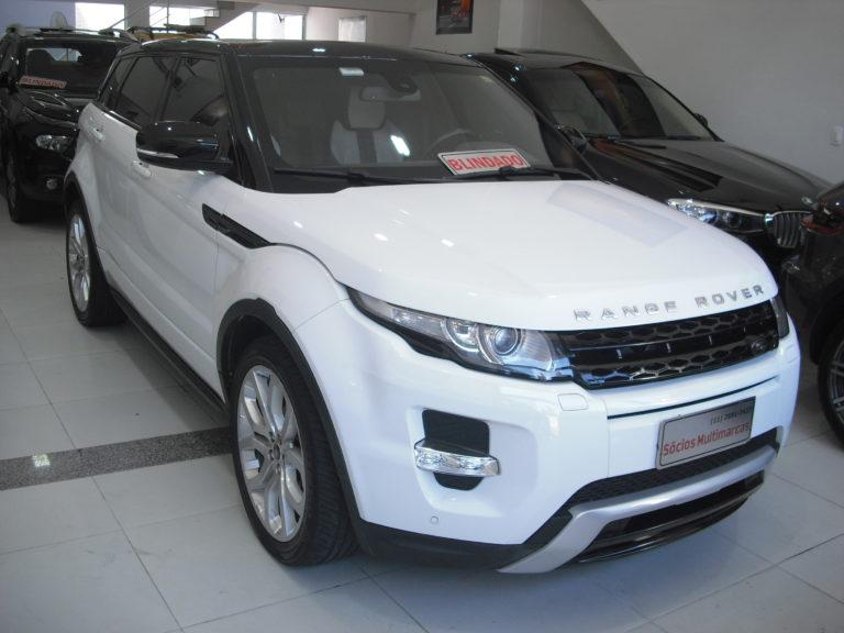 Land Rover Evoque Dynamic