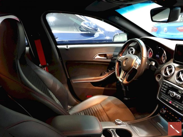 CLA 250 2.0 SPORT TURBO 2014/2015