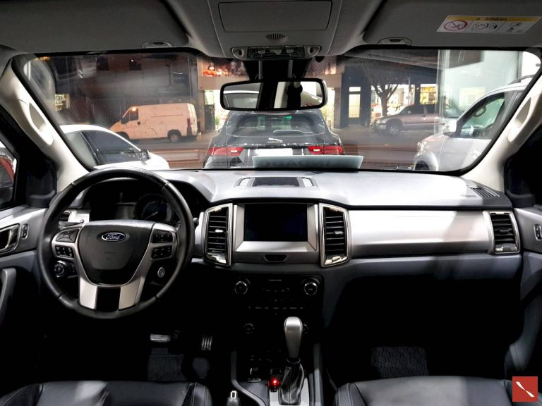 Ford Ranger Limited 2016/2017