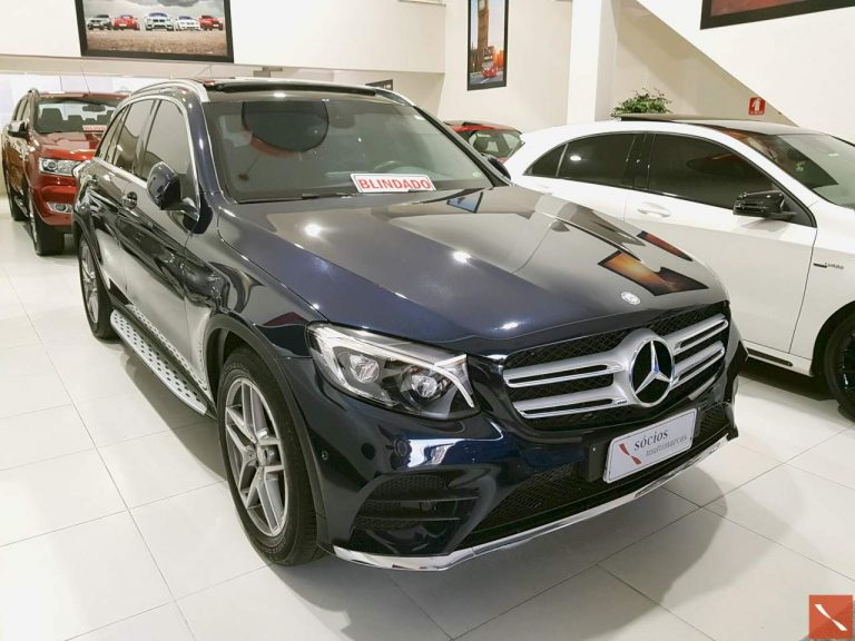Mercedes GLC250 4Matic 2016/2017