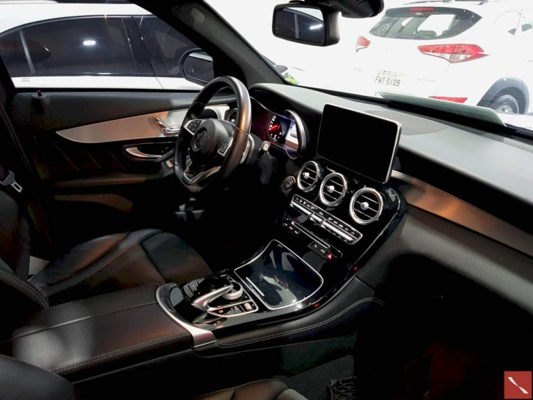 Mercedes GLC250 4Matic 2016/2017