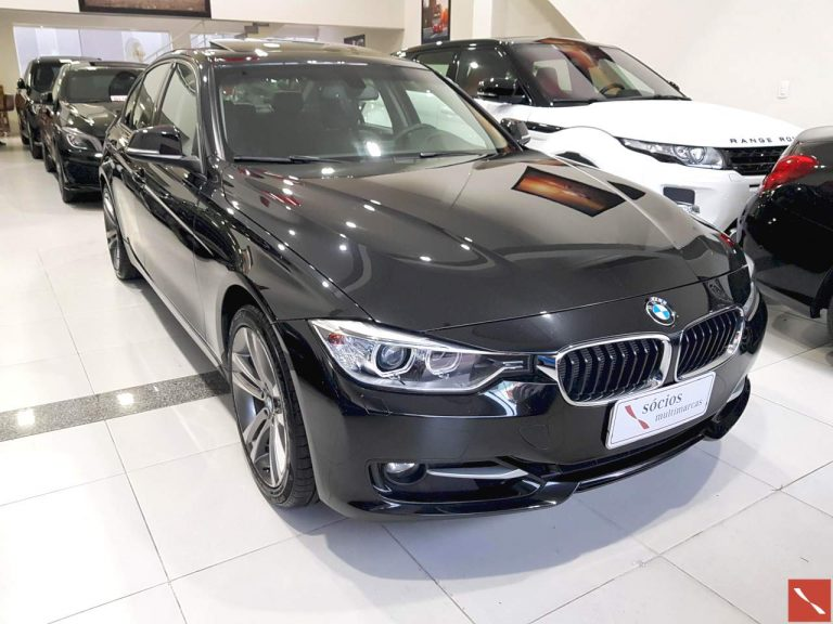 BMW 328i Sport GP 2015/2015