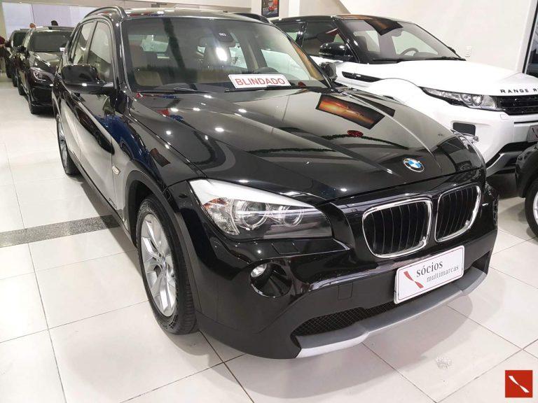 BMW X1 S-DRIVE  2012/2012