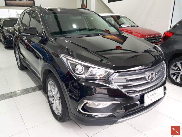 Hyundai SantaFe  2017/2018
