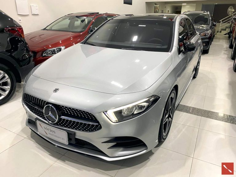 Mercedes A250 Launch Edition 2018/2019