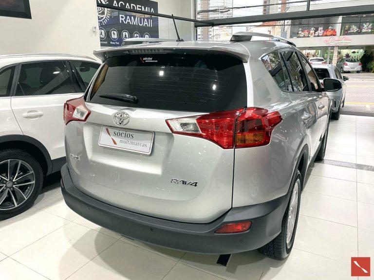 Toyota RAV4 2013/2013