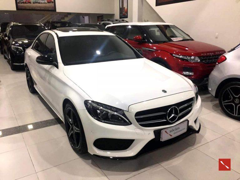 Mercedes C300  2018/2018