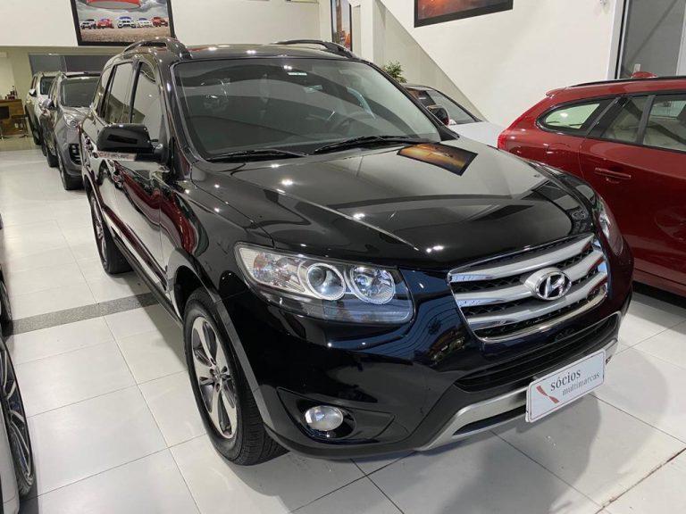 Hyundai Santa Fé 3.5 GLS  2011/2012