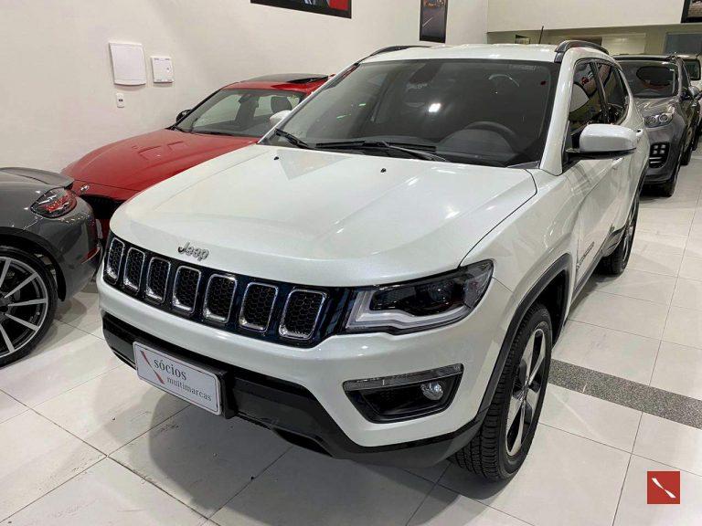 Jeep Compass 2018/2018 Diesel