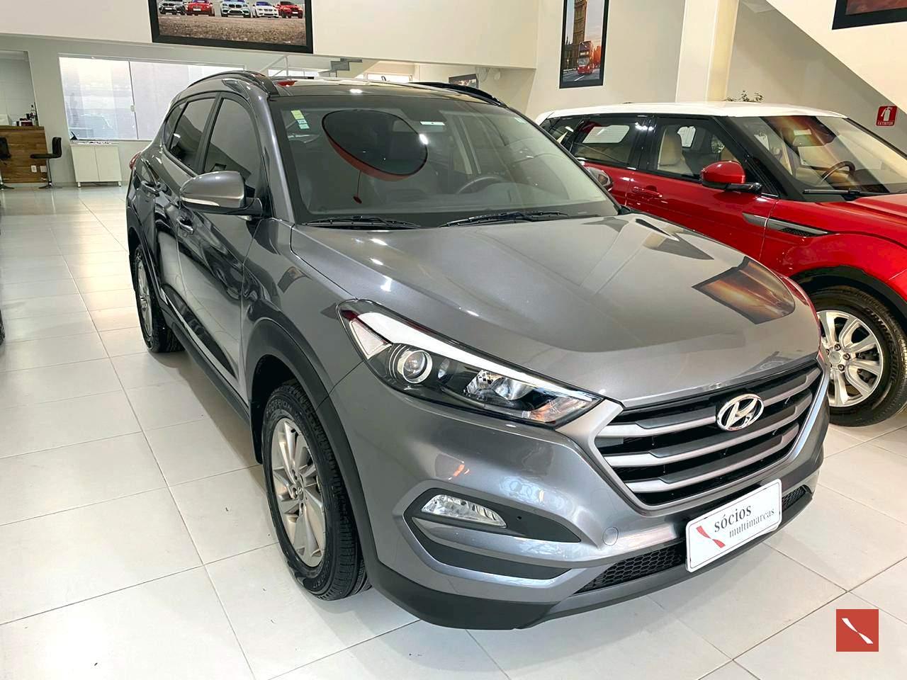 Hyundai Tucson GLS  2018/2019