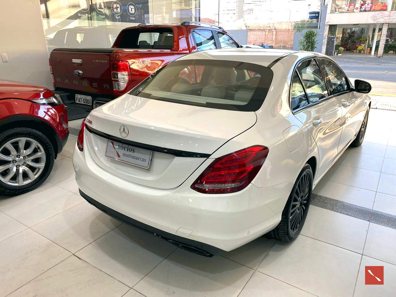 Mercedes C300 Anniversary Edition 2016/2017